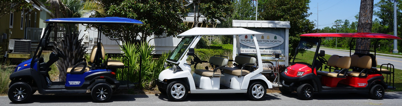 Florida Lsv Electric Cart Company Santa Rosa Beach